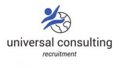 Logo Universal Consulting s.r.o. - práce v zahraničí