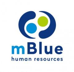 Logo mBlue Czech, s.r.o.